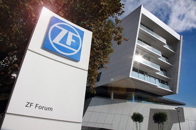 ZF Friedrichshafen Zentrale